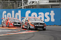 2016 Castrol EDGE Gold Coast 600. Rounds 3 and 4 of the Pirtek Enduro Cup. #222. Nick Percat (AUS) Cameron McConville (AUS). Lucas Dumbrell Motorsport. Holden Commodore VF.