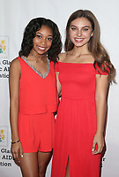 29 October 2017 - Culver City, California - Kyla Drew Simmons, Caitlin Carmichael<br /> . Elizabeth Glaser Pediatric AIDS Foundation's 28th Annual 'A Time For Heroes' Family Festival helming at Smashbox Studios. Photo Credit: F. Sadou/AdMedia