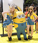Destinee and Paris at theUniversal Pictures' World Premiere of Despicable Me held at the Los Angeles Film Festival at Nokia Live in Los Angeles, California on June 27,2010                                                                               © 2010 Debbie VanStory / Hollywood Press Agency
