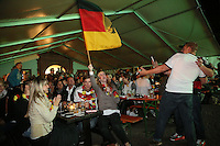 30.06.2014: Public Viewing in Darmstadt