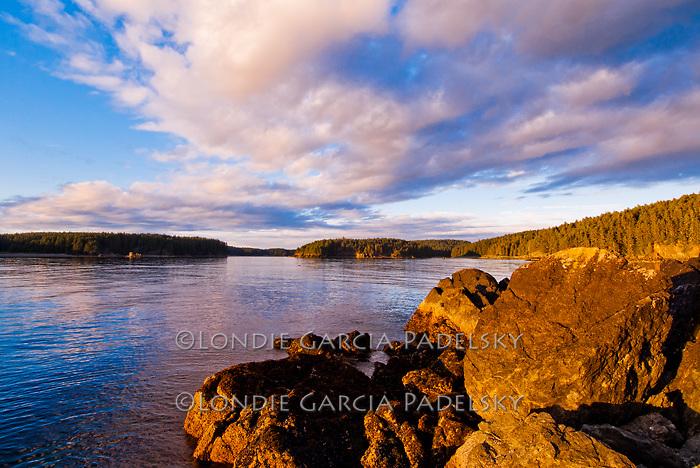 Shuyak Island State Park, an islnad in northern part of Kodiak Archipelago, Southwest Alaska