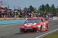 6-8 August, 2010, Watkins Glen, New York USA.Juan Pablo Montoya (#42).©2010 F.Peirce Williams, USA.