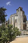 Convent of Christ - Cristo, Tomar, Ribatejo, Portugal
