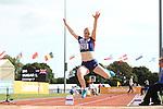 IPC European Athletics Championship 2014<br /> Laura Sugar GBR<br /> Women's Long Jump T44<br /> Swansea University<br /> <br /> 21.08.14<br /> ©Steve Pope-SPORTINGWALES