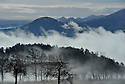 04/02/14 - GORGES DE LA LOIRE - HAUTE LOIRE - FRANCE - Pays des Sucs au Nord Est du Velay - Photo Jerome CHABANNE