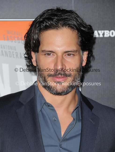 Joe Manganiello attends the Relativity Media L.A. Premiere of Haywire held at The DGA in West Hollywood, California on January 05,2012                                                                               © 2012 DVS / Hollywood Press Agency