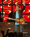 Paul McCartney performs at the Toyota Center in Houston Nov.  19, 2005.