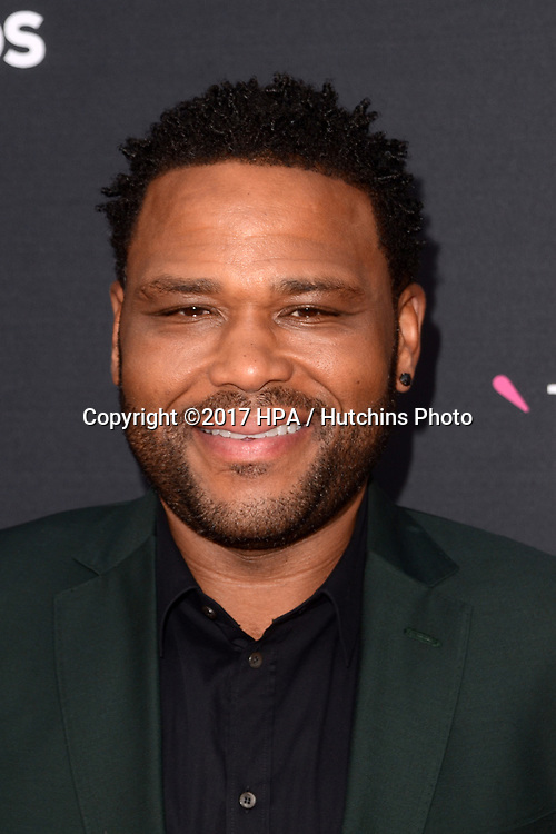 """LOS ANGELES - APR 12:  Anthony Anderson at the """"Blackish"""" FYC Event at the Television Academy, on April 12, 2017 in North Hollywood, CA"""