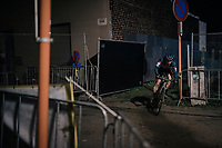 Garry Millburn (AUS/MAAP)<br /> <br /> Elite Men's Race<br /> Superprestige Diegem / Belgium 2017