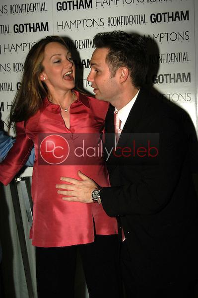 Victoria Duffy and Jason Binn