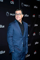 "LOS ANGELES - MAR 16:  Stephen Colbert at the PaleyFest - ""An Evening With Stephen Colbert"" Event at the Dolby Theater on March 16, 2019 in Los Angeles, CA"