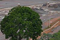 Implantação da Unidade Hidrelátrica de Belo Monte e a cidade de Altamira, uma das principais atingidas pela implantação do projeto, <br /> Altamira, Pará, Brasil.<br /> Foto Paulo Santos<br /> 23/11/2013