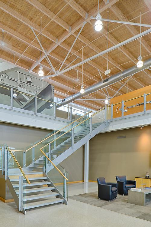 Corna-Kokosing Headquarters Value Walls | Corna-Kokosing