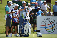 Sergio Garcia (ESP) on the 1st tee during the 2nd round at the WGC Fedex St Jude Invitational, TPC Southwinds, Memphis, Tennessee, USA. 26/07/2019.<br /> Picture Ken Murray / Golffile.ie<br /> <br /> All photo usage must carry mandatory copyright credit (© Golffile | Ken Murray)