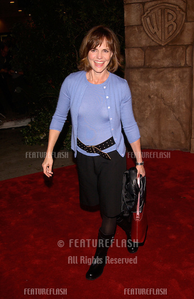 Actress SALLY FIELD at the Los Angeles premiere of Harry Potter and the Sorcerer's Stone..14NOV2001.  © Paul Smith/Featureflash