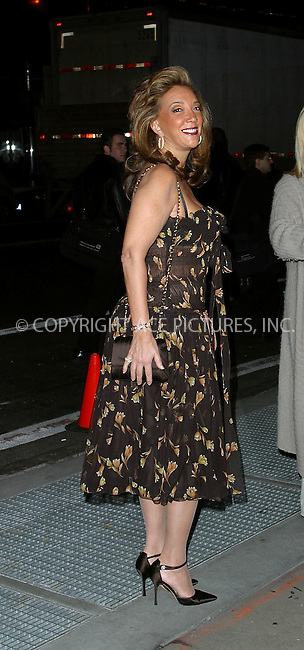 Denise Rich attends the benefit for the American Foundation for AIDS Research (amfAR) in New York, February 3, 2003. Please byline: Alecsey Boldeskul/NY Photo Press.   ..*PAY-PER-USE*      ....NY Photo Press:  ..phone (646) 267-6913;   ..e-mail: info@nyphotopress.com..