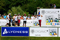 Carlos Pigem (ESP) in action during the final round of the Lyoness Open powered by Organic+ played at Diamond Country Club, Atzenbrugg, Austria. 8-11 June 2017.<br /> 11/06/2017.<br /> Picture: Golffile | Phil Inglis<br /> <br /> <br /> All photo usage must carry mandatory copyright credit (&copy; Golffile | Phil Inglis)