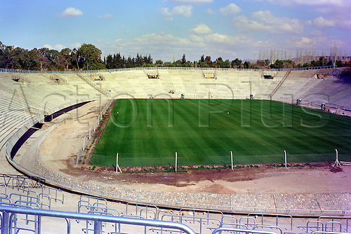 11.11.1973  The stdium at Mar del Plata Mendoza Stadion in BuenAires, during the final of the 1978 world cup finals