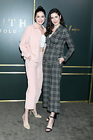 """LOS ANGELES - NOV 11:  Caroline Huey, Rebecca Huey at the """"Truth Be Told"""" Premiere Screening at Samuel Goldwyn Theater on November 11, 2019 in Beverly Hills, CA"""