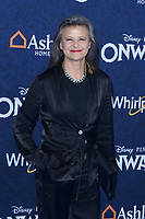 """LOS ANGELES - FEB 18:  Tracey Ullman at the """"Onward"""" Premiere at the El Capitan Theater on February 18, 2020 in Los Angeles, CA"""