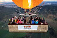20150720 July 20 Hot Air Balloon Gold Coast