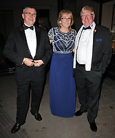 Steve Pinner and Paul Bohill at the Children With Cancer Ball, Grosvenor House Hotel, Park Lane, London, England, UK, on Saturday 11 November 2017.<br /> CAP/CAN<br /> &copy;CAN/Capital Pictures