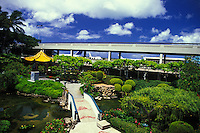 Honolulu International airport, Oahu