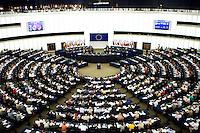 Panoramica<br /> Strasburgo 08-07-2015 Seduta del Parlamento Europeo<br /> Foto Elyxandro Cegarra / Panoramic/ Insidefoto