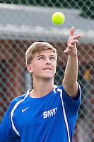Men's Tennis vs Weelock_9-23-16