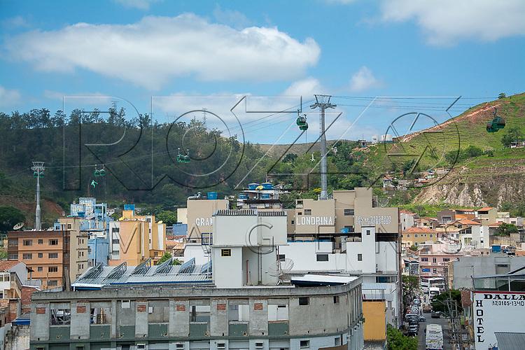 Teleférico, Aparecida - SP, 10/2016.