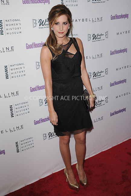 WWW.ACEPIXS.COM . . . . . .April 12, 2011...New York City...Ashley Tisdale attends Good Housekeeping's Annual Shine on Awards at Radio City Music Hall on April 12, 2011 in New York City....Please byline: KRISTIN CALLAHAN - ACEPIXS.COM.. . . . . . ..Ace Pictures, Inc: ..tel: (212) 243 8787 or (646) 769 0430..e-mail: info@acepixs.com..web: http://www.acepixs.com .