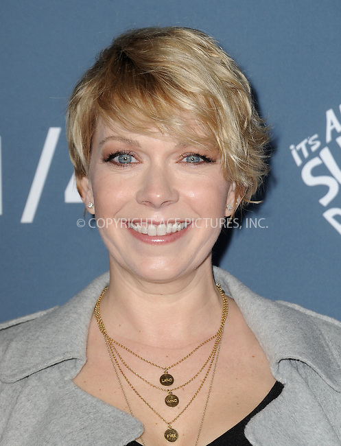 www.acepixs.com<br /> <br /> January 3 2017, LA<br /> <br /> Mary Elizabeth Ellis arriving at the premiere of FXX's 'It's Always Sunny In Philadelphia' Season 12 and 'Man Seeking Woman' Season 3 at the Fox Bruin Theatre on January 3, 2017 in Los Angeles, California. <br /> <br /> By Line: Peter West/ACE Pictures<br /> <br /> <br /> ACE Pictures Inc<br /> Tel: 6467670430<br /> Email: info@acepixs.com<br /> www.acepixs.com