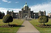 Historic Capitol Building, Victoria, Victoria Island...