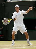 30-6-06,England, London, Wimbledon, second round match,  Hewitt