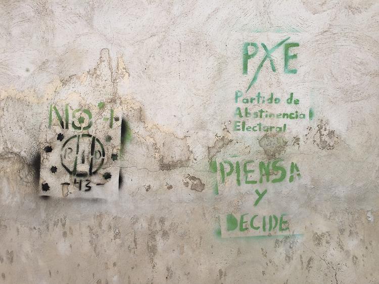 Mexico City.  2015.