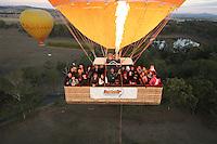 20140813 August 13 Hot Air Balloon Gold Coast