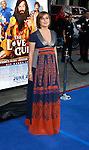"Actress Mariska Hargitay arrives at the Los Angeles Premiere of ""The Love Guru"" on June 11, 2008 at Grauman's Chinese Theatre in Hollywood, California."