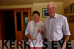 Agnes & John O'Sullivan from Taobh Coille B&B, Kells who scooped the top prize for Best B&B in Ireland at the awards night in the Aisling Hotel, Dublin on Wednesday 15th May.