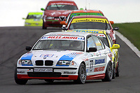 Round 10 of the British Touring Car Championship. #77 Tom Boardman (GBR). Edenbridge Racing. BMW 320i.