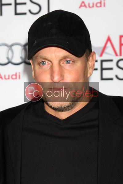 Woody Harrelson<br />