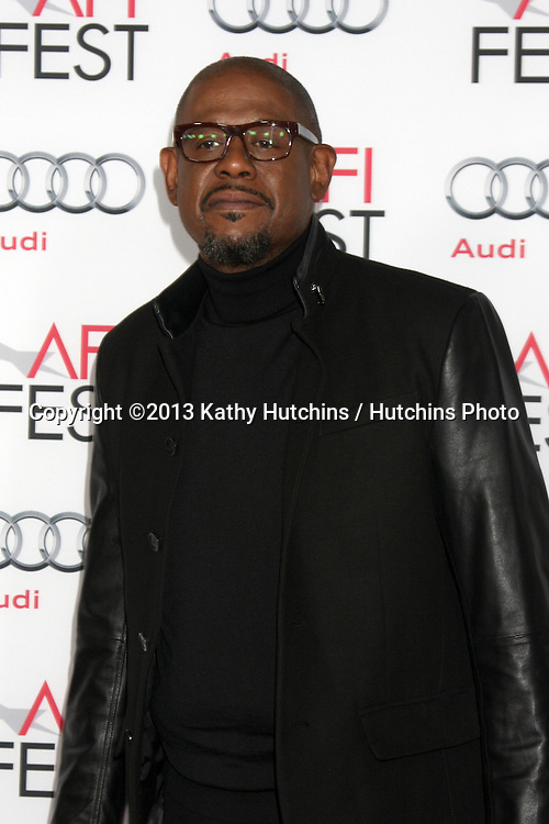"LOS ANGELES - NOV 9:  Forest Whitaker at the AFI FEST 2013 Presented By Audi - ""Out Of The Furnace"" Premiere at TCL Chinese Theater on November 9, 2013 in Los Angeles, CA"