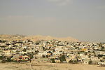 A view of Ain es Sultan refugee camp in Jericho