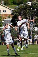 20171022 ISPS Handa Premiership Football - Team Wellington v Eastern Suburbs