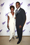 LaChanze and Norm Lewis attending the The 2013 American Theatre Wing's Annual Gala honoring Harold Prince at the Plaza Hotel in New York City on September 16, 2013