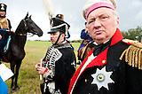 Historisches Schlachtspektakel in Borodino / Historical war event in Borodino