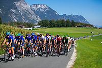Picture by Alex Whitehead/SWpix.com - 28/09/2018 - Cycling - UCI 2018 Road World Championships - Innsbruck-Tirol, Austria - U23 Men's Road Race - Italy.