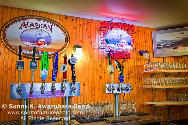 Brewery Tour, Alaskan Brewing Company, Juneau, Alaska