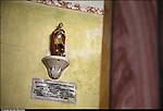 Chiesa Parrocchiale San Pietro in Vincoli. Fu osservatorio astronomico di Beccaria. Nella foto Lapide che risorda Beccaria e il suo lavoro da astronomo.