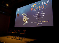 """LOS ANGELES - APRIL 15: FYC screening and Q&A for National Geographic's """"Hostile Planet"""" at NeueHouse on April 15, 2019 in Los Angeles, California. (Photo by Frank Micelotta/National Geographic/PictureGroup)"""