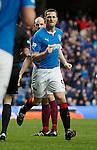 Jon Daly celebrates his goal